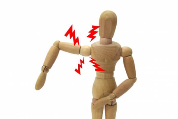 肩関節の骨折